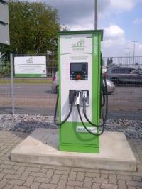 Circontrol fabrica el punto de recarga más utilizado en Alemania
