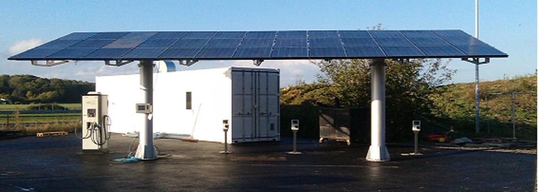 "Circontrol colabora en el proyecto Everest ""Electric Vehicle Embedded Renewable Energy Storage and Transmission"""