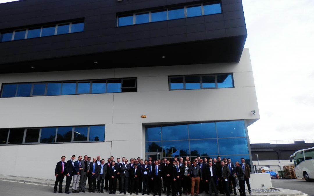 Expertos de 30 países se reunen en la sede de Circontrol Viladecavalls para analizar el futuro del parking eficiente y del vehículo eléctrico