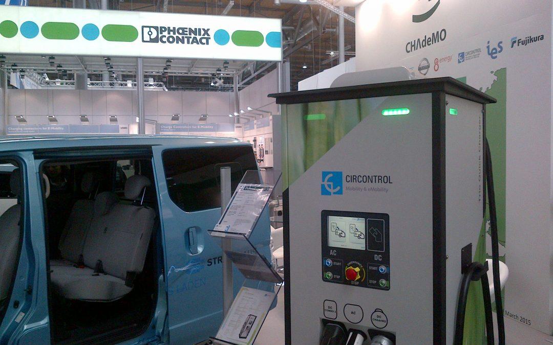Circontrol participó en Hannover Messe, feria líder en tecnología industrial que recibió 220.000 visitantes