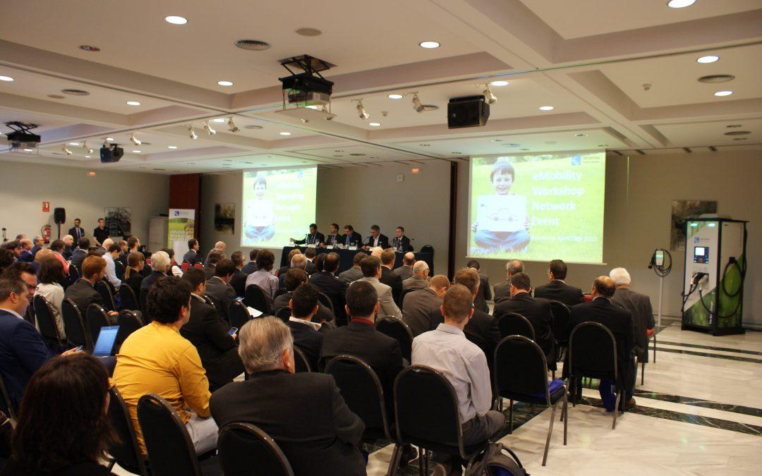 Circontrol reúne a más de un centenar de expertos de toda Europa para hablar del presente y el futuro del vehículo eléctrico