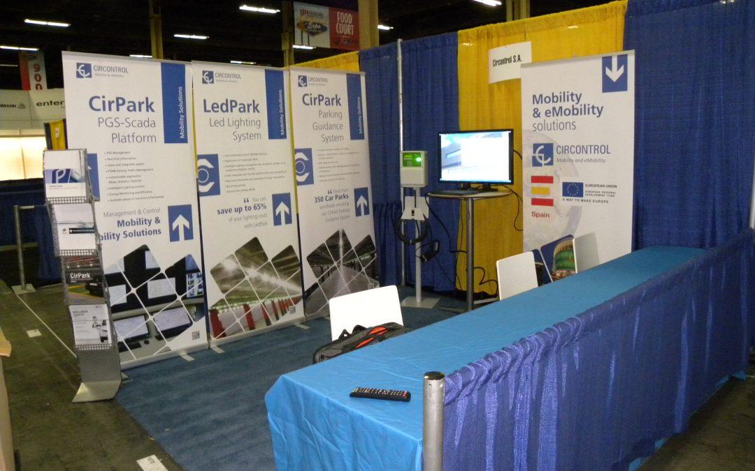 Circontrol muestra sus principales novedades en IPI Conference & Expo en Las Vegas