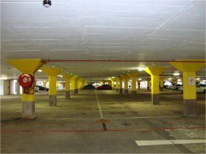 Circontrol Parking Guidance System in Pavillion