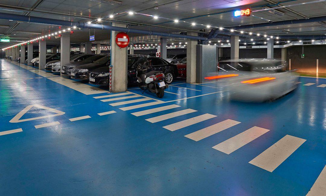 LedPark de Circontrol, el sistema de iluminación LED inteligente que revoluciona el concepto de aparcamiento eficiente