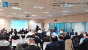 Seminario sobre recarga de coches eléctricos en Circontrol