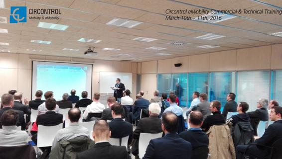 Nuevo seminario sobre soluciones de recarga en Circontrol