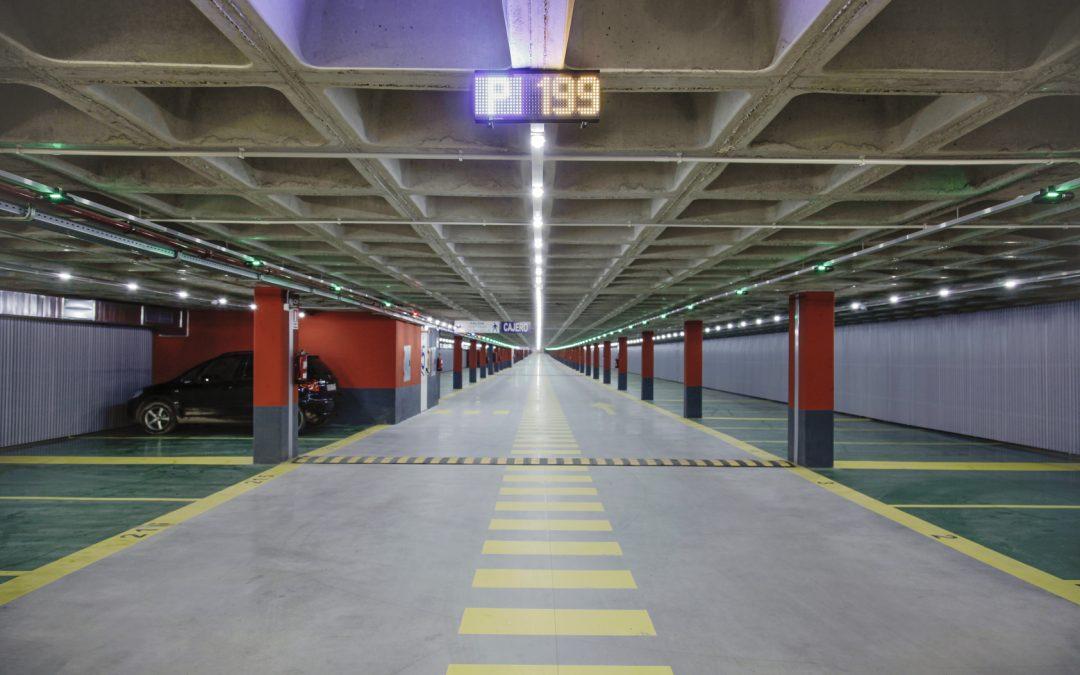 Circontrol presenta su concepto global de parking eficiente para centros comerciales