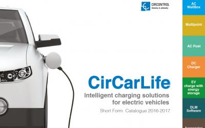 CirCarLife new Short Form Catalogue