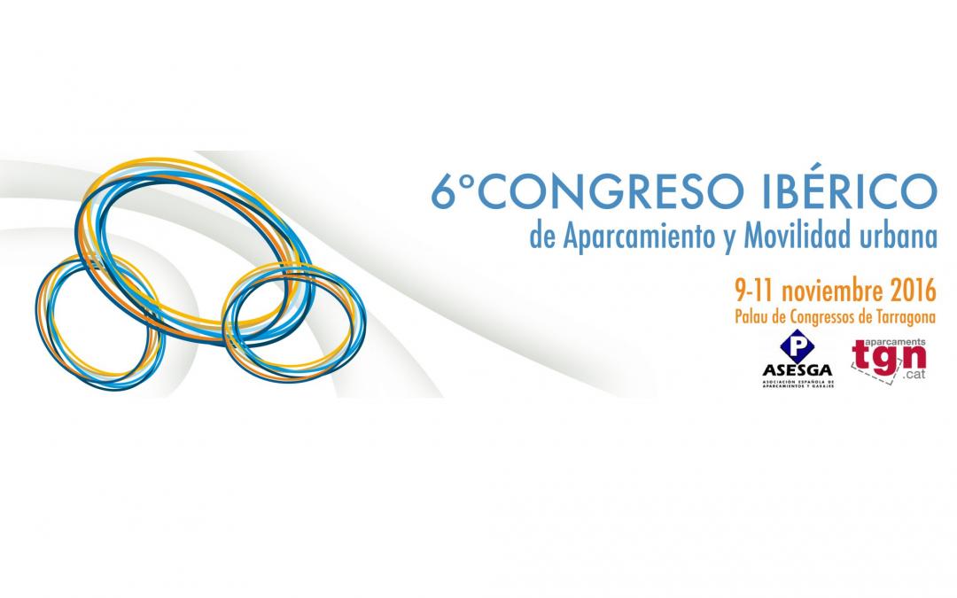 Circontrol participará en el 6º Congreso Ibérico de Aparcamientos y Movilidad Urbana organizado por ASESGA