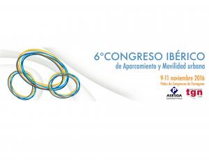 6º Congreso Ibérico de Aparcamientos y Movilidad Urbana