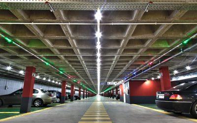 Circontrol's LedPark achieves 85% savings in car park lighting