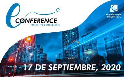 Circontrol reunirá en un evento virtual a los principales expertos en movilidad y electromovilidad