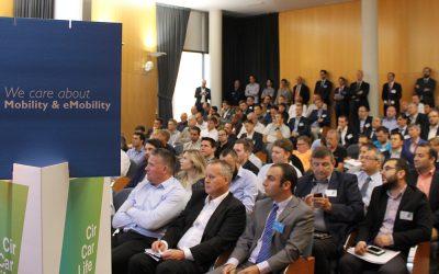 Más de una centenar de expertos descubren las soluciones de carga de Circontrol para afrontar la creciente importancia del VE